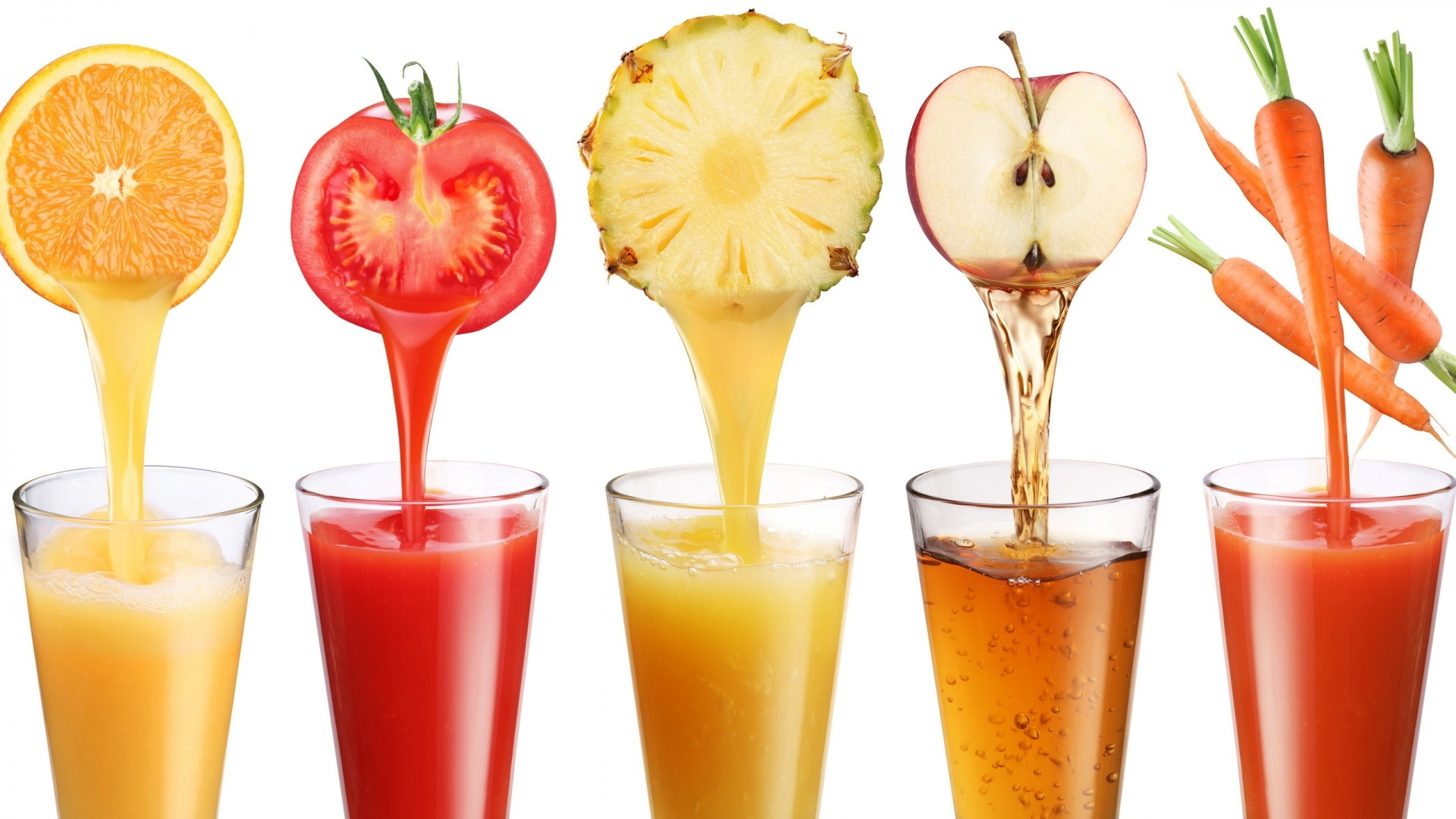 Natural Juice Drinks